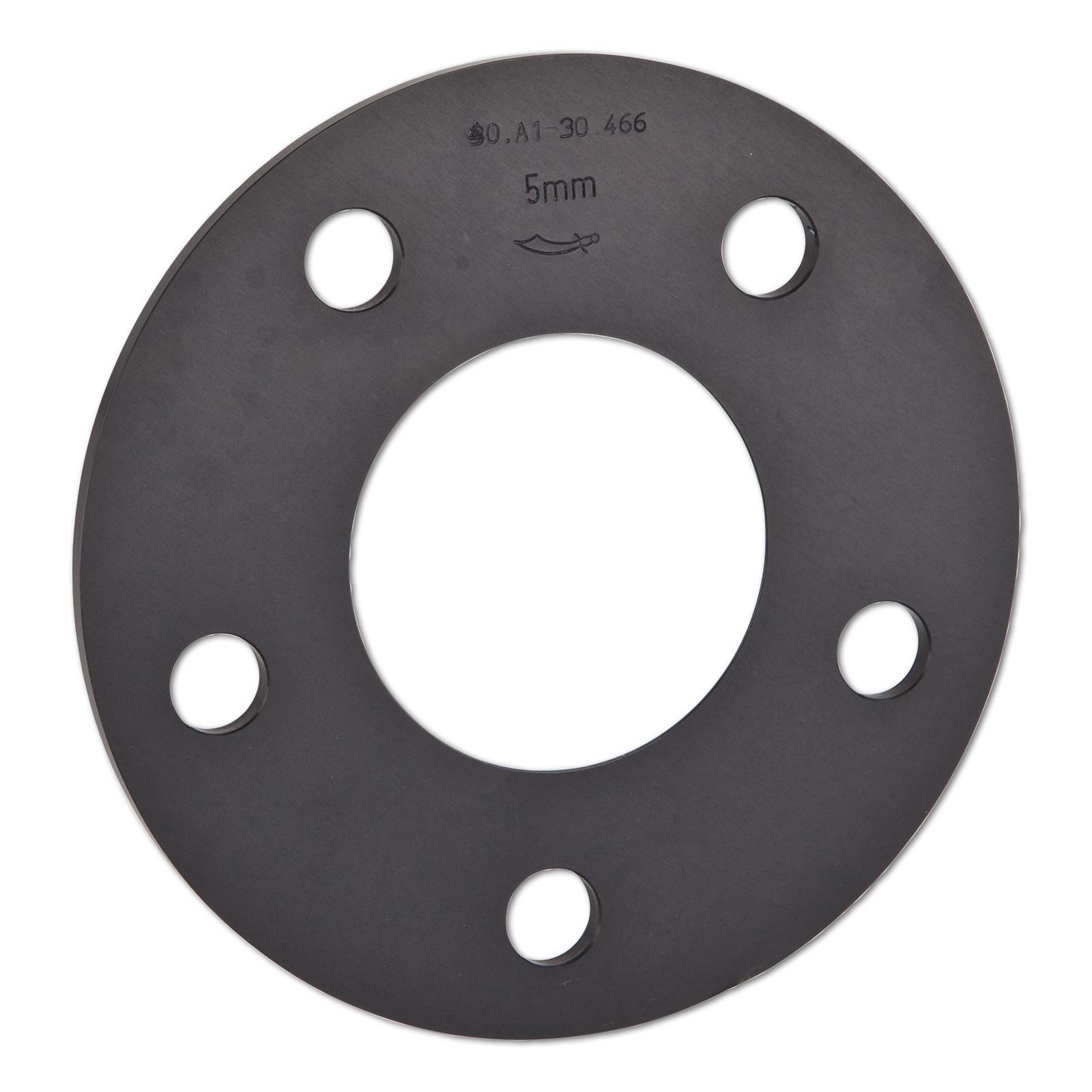SilverLine by RSC Spurverbreiterung 10mm Achse// 5mm Seite LK 5x112 57,1-20610205/_4251535809408