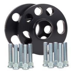 10mm Rad 12118E/_46/_4250891967623 SilverLine Spurverbreiterung 20mm Achse LK: 5x100 NLB: 57,1mm